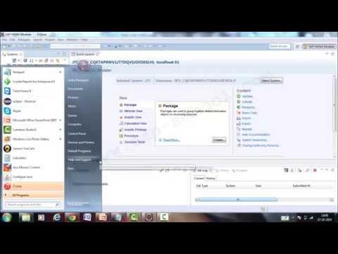 SAP HANA tutorial for beginners