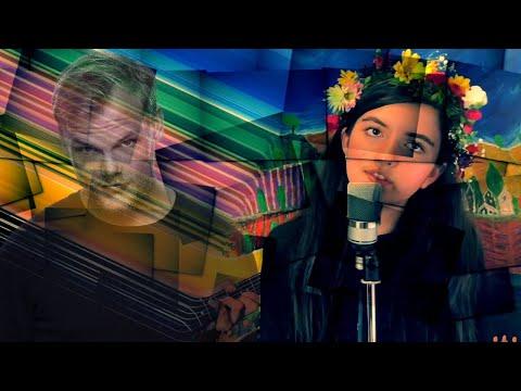 Reaction to Angelina Jordan sings Wake Me Up April 2018 Avicii
