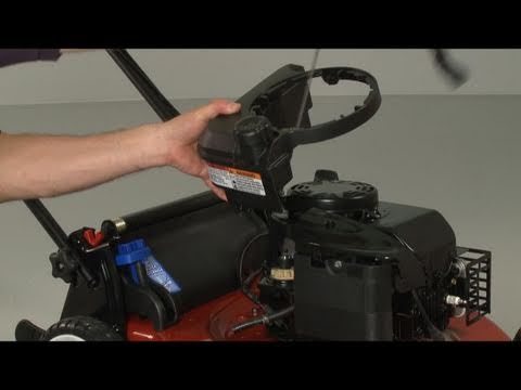 Gas Tank - Briggs and Stratton Small Engine