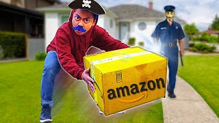 10 Ways To Stop a Package Pirate..