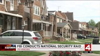 FBI Raids House at 7242 Jonathon Street in Dearborn, Michigan-Huma Abedin Flown To East Coast