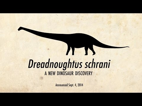 Dreadnoughtus: A New Dinosaur Discovery video