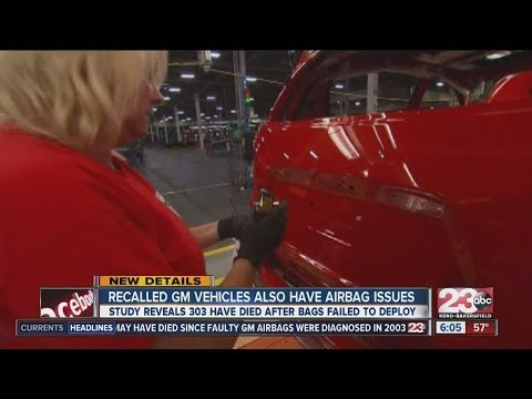 GM recall for cars finds more problems