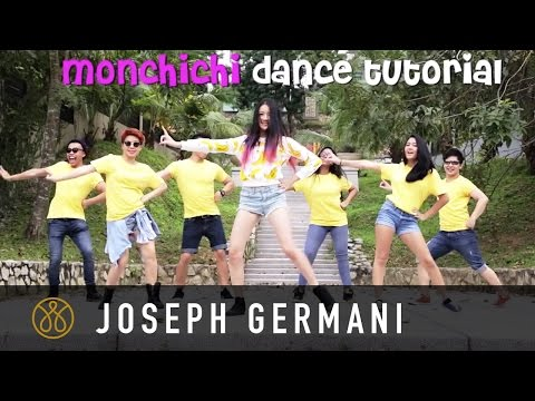Monchichi (Dance Tutorial)