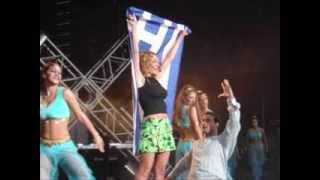 Greek beauty: Despina Vandi