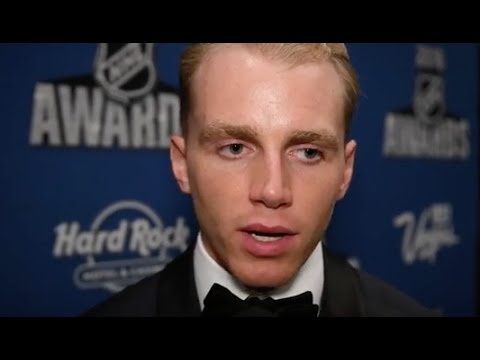 Patrick Kane On Receiving the 2015-16 Ted Lindsay Award