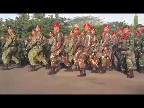 Yel yel Semangat Gabungan TNI AD thumbnail