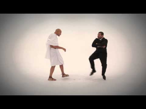 Gandhi vs Martin Luther King Jr.  Epic Dance Battles of History