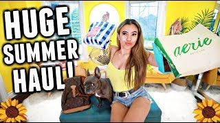 HUGE Try On Summer 2019 Clothing Haul. AND I OOP-!
