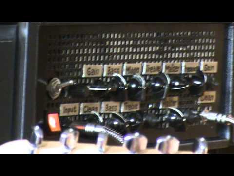 Гитарный усилитель РР 6П3С-Е