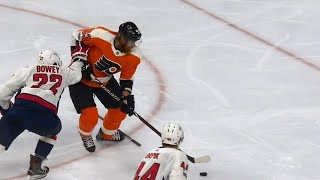 Gotta See It: Voracek with the moves, puts puck on plate for Simmonds
