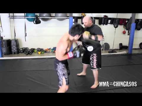 MMA Fight Training Los Angeles Submission Factory Gym Image 1