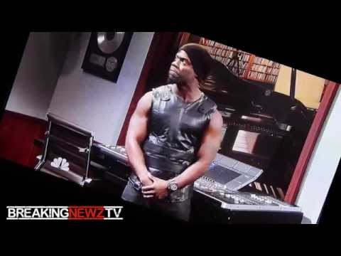 "Kevin Hart host on Saturday Night Live 2015 - Rapper ""Chocolate Droppe..."
