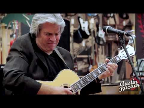 What Sets Guild Apart - Doyle Dykes @ Austin Bazaar (Guild Master Performance Series In-store Show)