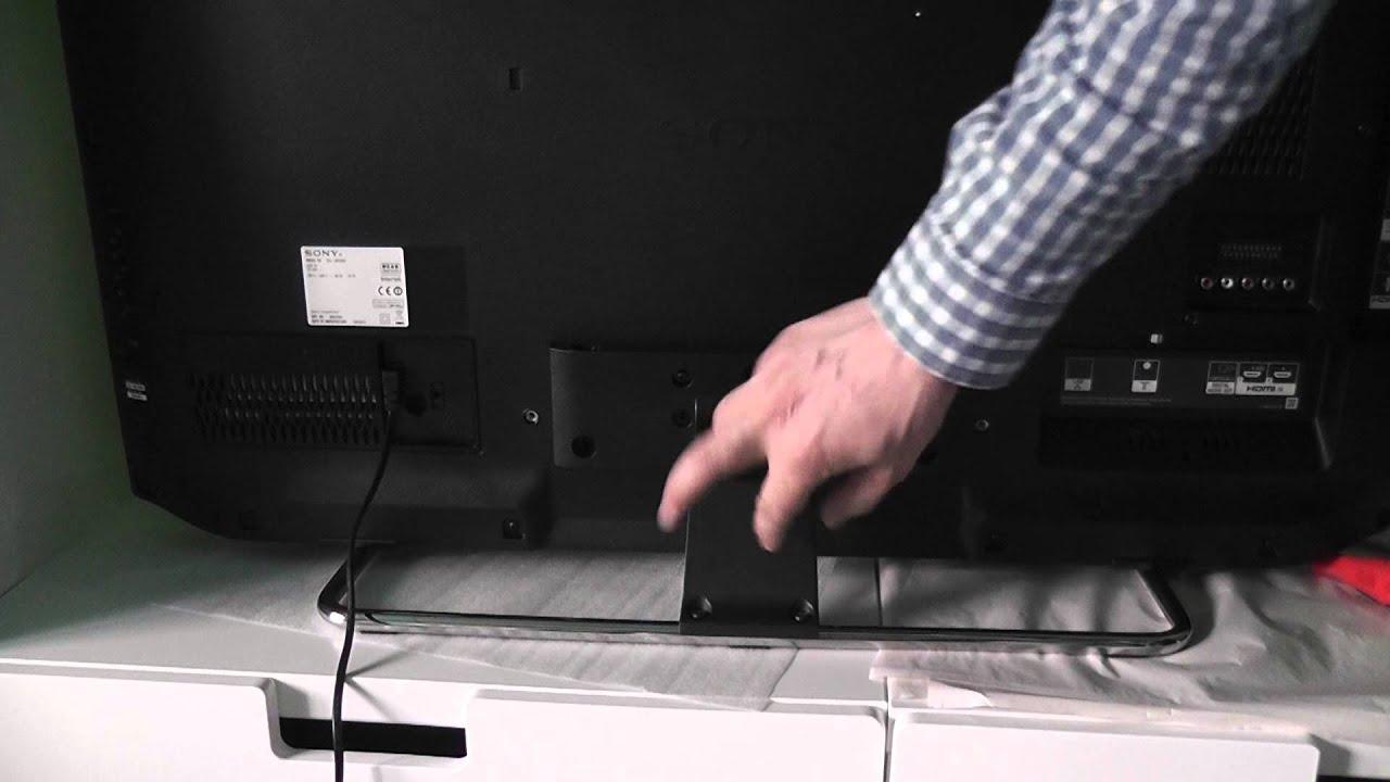 Sony Bravia Kdl 40ex650 Film 068 Youtube