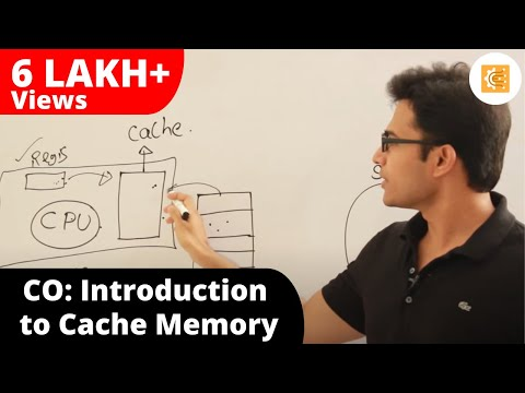 Introduction to cache memory