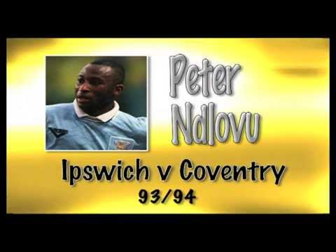 RETRO GOALS - Peter Ndlovu, 1993/94
