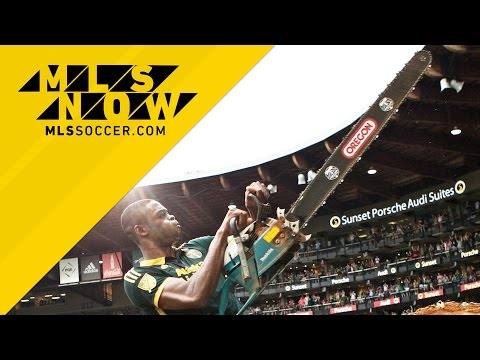 The Portland Chainsaw Massacre   MLS Now on Location