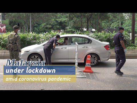 "Download  Live: Malaysia under lockdown amid coronavirus pandemic 直击马来西亚吉隆坡""封城""抗""疫""现场 Gratis, download lagu terbaru"