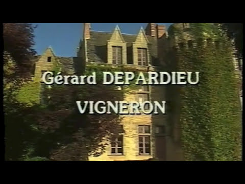 Gerard Depardieu Vigneron