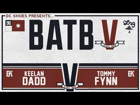 Keelan Dadd Vs Tommy Fynn: BATB5 - Round 1