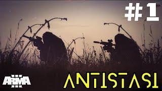 Assassination Mayhem! | ArmA 3: Co-op Antistasi [Ep 1]