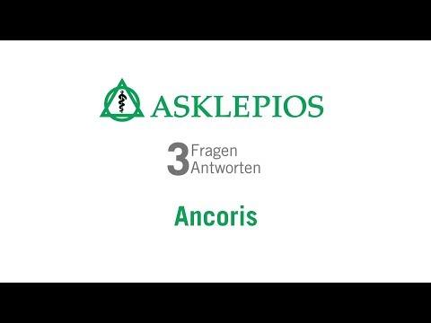 Ancoris: 3 Fragen 3 Antworten | Asklepios