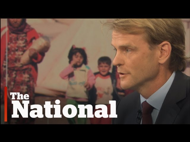 Chris Alexander and the Refugee Crisis