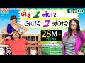 Bairu 1 Number Lover 2 Number || Jignesh Kaviraj || New Song || Full HD Video || Ekta Sound