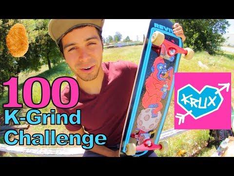 [100 K-GRIND CHALLENGE]