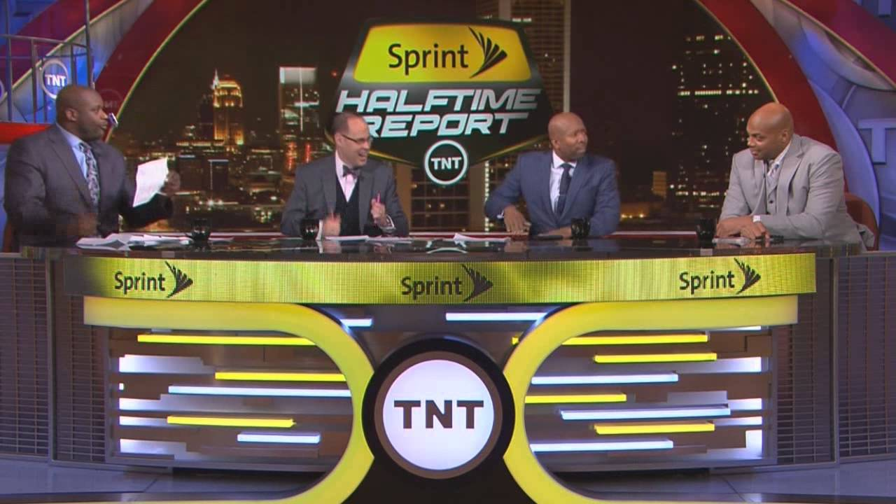 Tnt nba halftime drum session 1 10 14 youtube