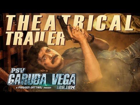 Garuda Vega Trailer | Rajasekhar, Pooja Kumar, Shraddha Das, Adith, Sunny Leone, Praveen Sattaru thumbnail