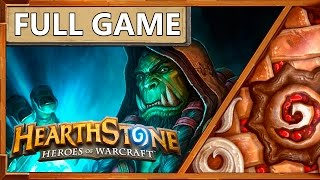 Hearthstone. Full Game. Арена. Шаман Vs Шаман