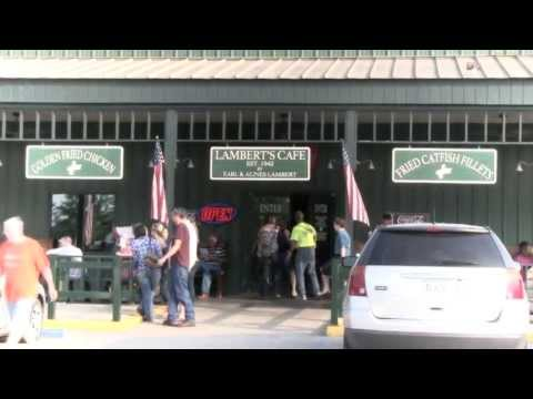 Lambert's Cafe in Sikeston, MO - Roadtreking across America - A Journalist discovers RVing