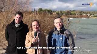Naturisme TV - Bande annonce - NatMag de février 2014