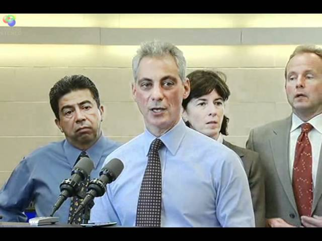 Mayor Rahm Emanuel explains why a Chicago casino is one of his top priorities