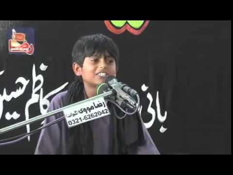 New Majalis | Nana Zakir Syed Naga Abbas | 8 Safar 2018 | Kiranwala Gujrat ( www.Gujratazadari.com )