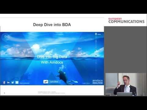 Big data seminar 2015: From Hype to Reality, by Matt Roberts, Amdocs