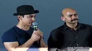 Dhoom 3 - Dhoom 3 trailer launch | Aamir Khan | Abhishek Bachchan | Latest Bollywood movies News