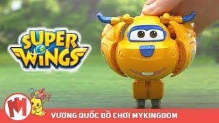 QUẢNG CÁO ĐỒ CHƠI SUPER WINGS | TRỨNG BIẾN HÌNH ĐỘI BAY SIÊU ĐẲNG