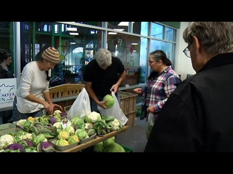 Maple Grove Indoor Farmers
