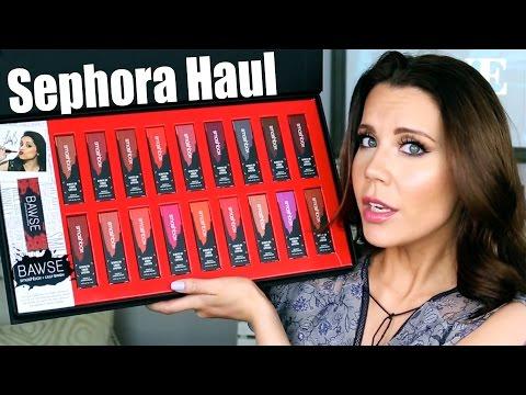 SEPHORA HAUL   What's NEW + Swatches
