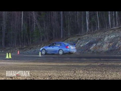 STI vs. Evo Rally Road Test