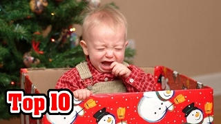 10 PARENTS Who PRANKED THEIR KIDS At CHRISTMAS