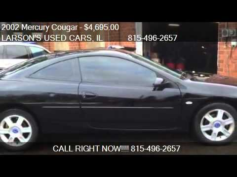 2002 Mercury Cougar V6 Sport for sale in SHERIDAN, IL 60551