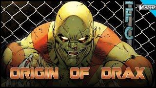 Origin Of Drax The Destroyer!