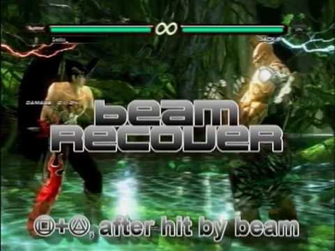 Tekken 6 BR - Secret Moves