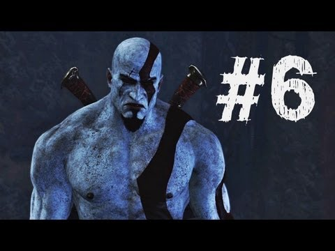 God of War Ascension Gameplay Walkthrough Part 6 - The Tower of Delphi