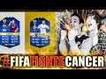 CANCER RESEARCH CHARITY STREAM! - FIFA 16 #FIFAFightsCancer