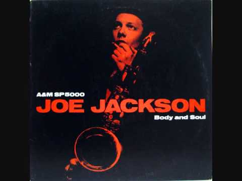 Joe Jackson - Not Here Not Now